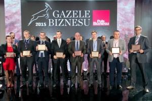 Gazela Biznesu - Sente